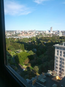 2013-09-21 - The Intercontinental has some lovely views