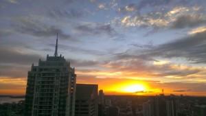 2014-02-20 - Dawn in Sydney