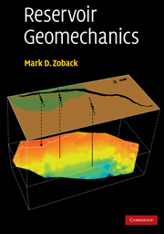 Course textbook for the Reservoir Geomechanics class