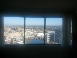 Sky View - Darling Harbour