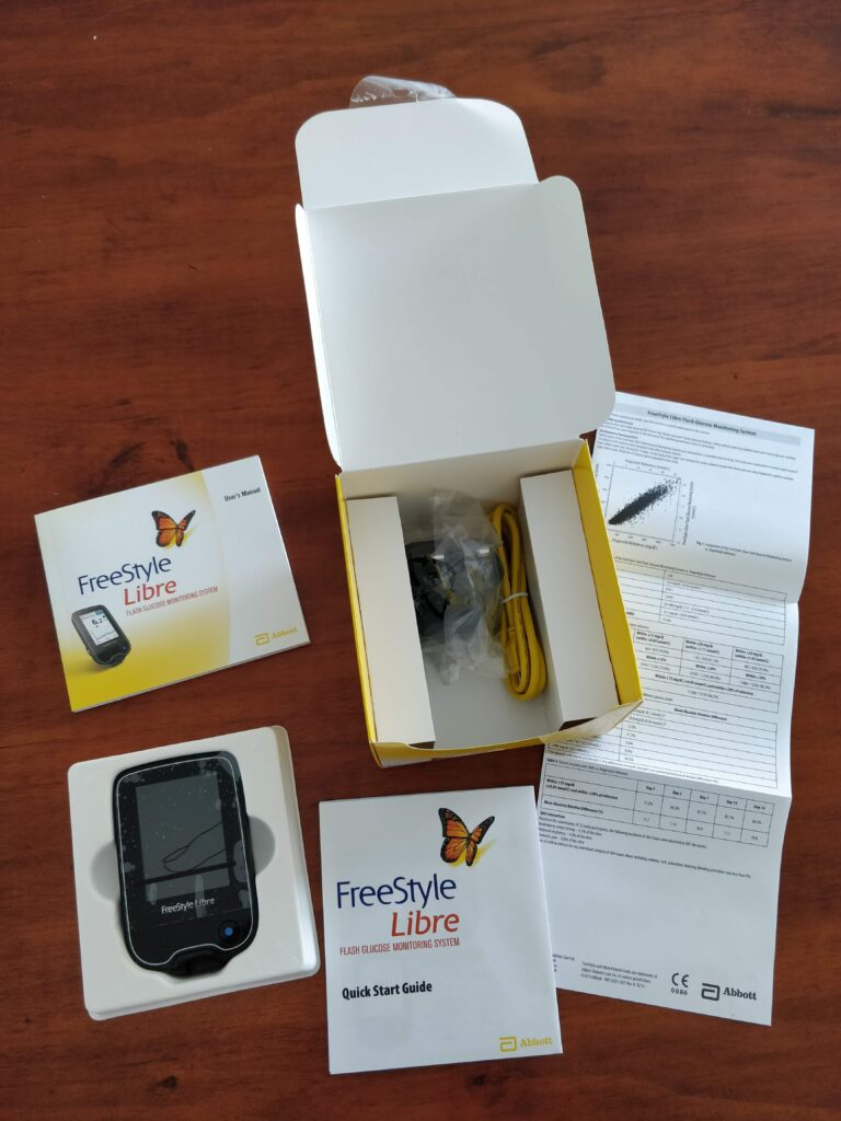 FreeStyle Libre Continuous Glucose Monitor Reader
